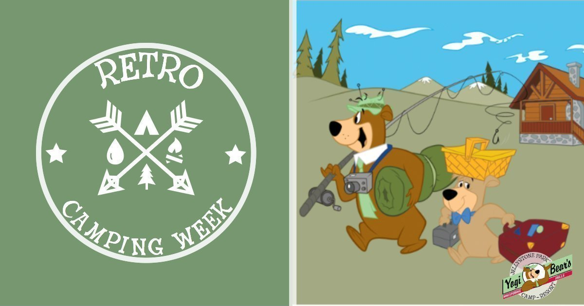 Retro Camping Weekend