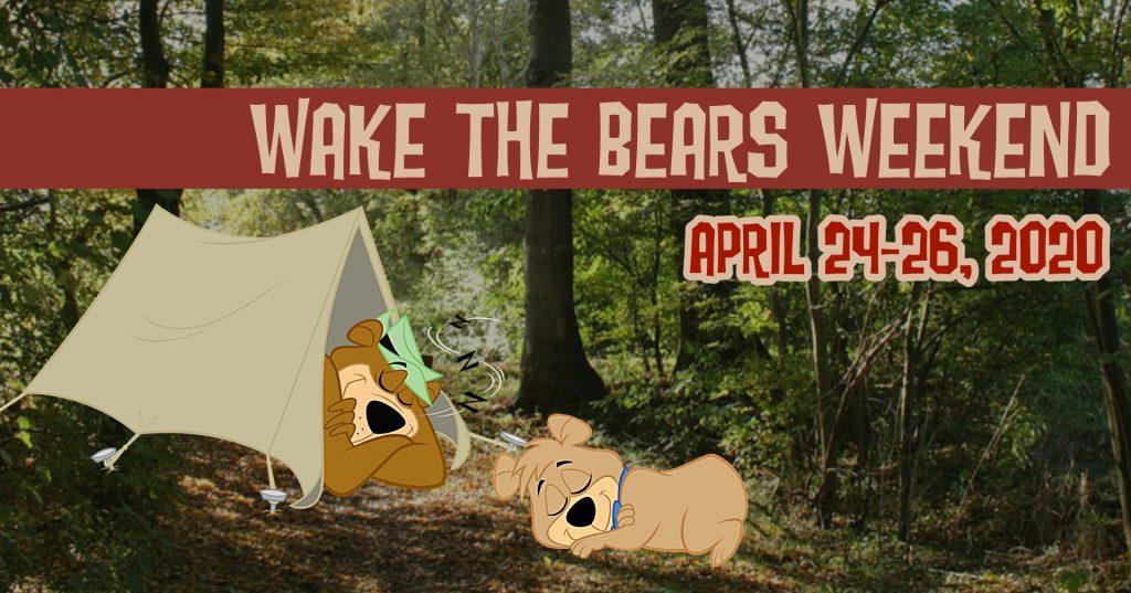 Wake The Bears Weekend